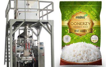 automatický balící stroj na rýži 1kg-5kg
