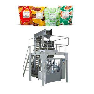 Automatická plnicí obalovací stroj pro tašku na zip