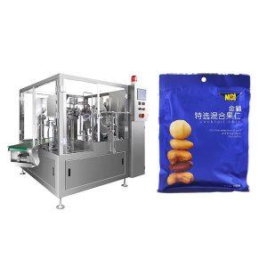 Automatický plnicí těsnící balicí stroj pro tuhý prášek nebo pevný