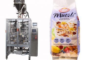 automatický balicí stroj na práškové potraviny