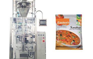 kuřecí esence koření prášek balení stroje