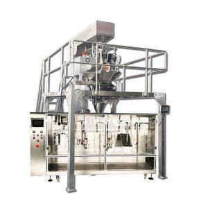 Automatický horizontální předem připravený granulovaný balicí stroj