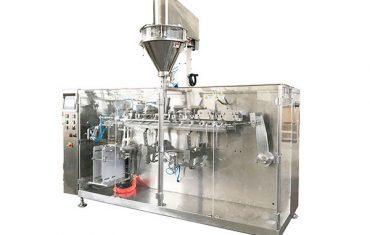 automatický horizontální předem připravený práškový balicí stroj