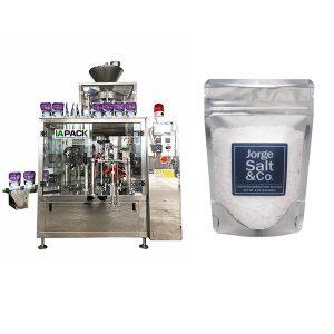 Automatické rotační preemade Bag balení stroj pro sůl