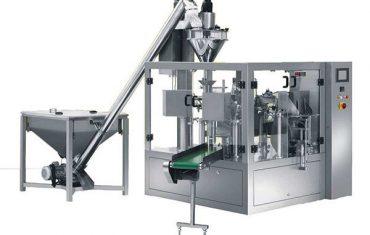 automatické rotační koření práškové plnění balicí stroj