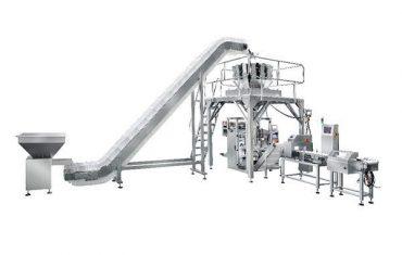 automatická vertikální forma plnicího těsnícího stroje