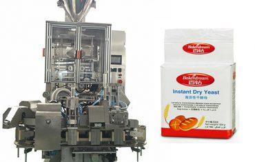 automatická vakuová balicí stroj na výrobu droždí
