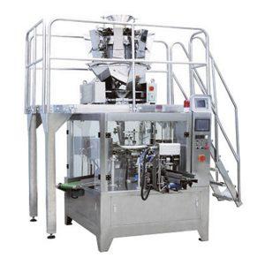Automatická suchá ovocná taška plnění balení strojů stroje