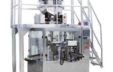 automatické plnicí a těsnící zařízení na sušené ovoce