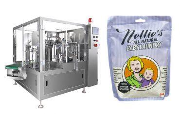 čipy balení potravinářské balicí stroje