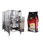 káva quad sáček tvar balení těsnění balicí stroj