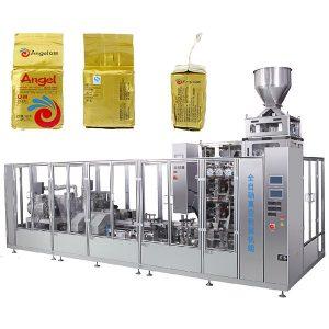 Káva vákuové cihlové pytle balicí stroj