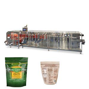 Doypack práškové granule balení horizontální forma plnění těsnící stroj