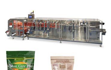 doypack prášek granule balení horizontální formulář plnění těsnící stroj