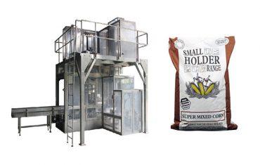 balicí stroje na balení krmiva