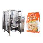 plnoautomatické potraviny quad těsnění taška balicí stroj