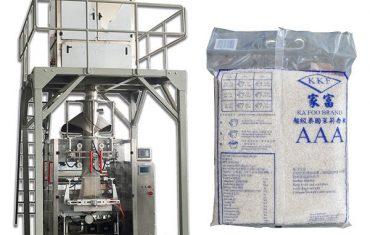 plnoautomatické granulové částice potravinové balení rýže stroje