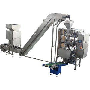 Granuluje vakuový balicí stroj