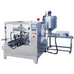 zabalený stroj pro kapaliny a pasty