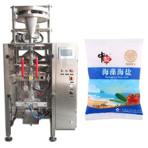 Stroj na balení soli