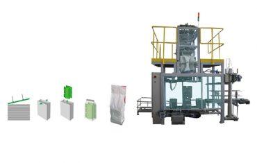 sekundární balení pytlík polykryté tašky balicí stroj