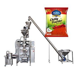 Balicí stroj VFFS Bagger s plnicím hrotem pro papriku a chilli potravinový prášek