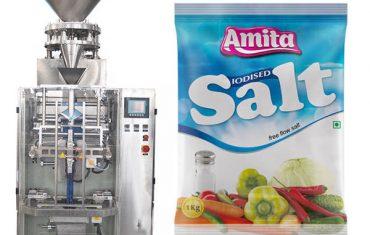 vertikální automatická sáček sáčku balení soli