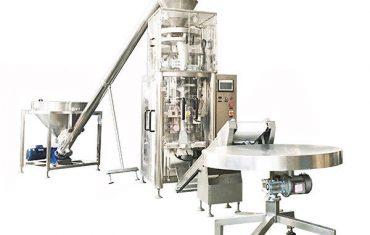 granule vertikální forma plní těsnicí stroj s volumetrickou miskou