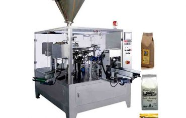 plnoautomatické práškové balicí stroje