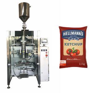 kečup balicí stroj na omáčky