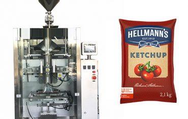 500g-2kg balicí stroj na kečupové omáčky