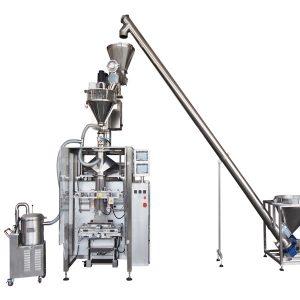 stroj na balení prášku s plnicím šroubem